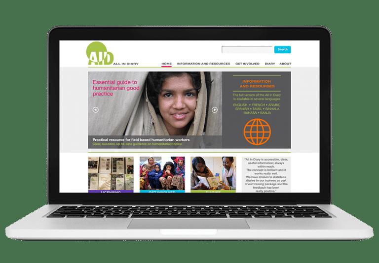 website aid