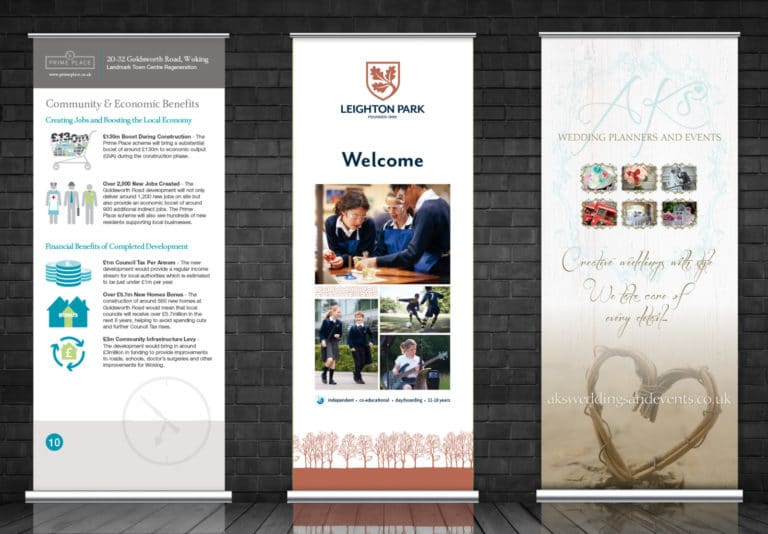 Create22 Roller Banners